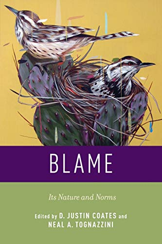 9780199860845: Blame: Its Nature and Norms