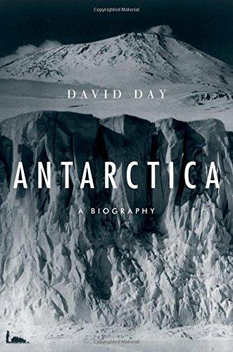 9780199861453: Antarctica: A Biography