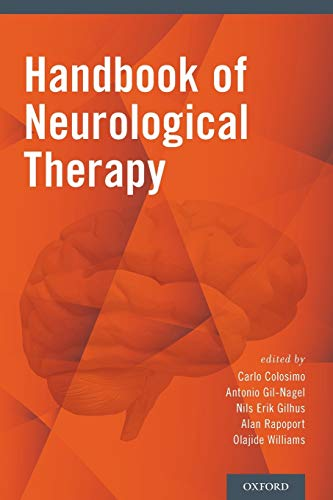 9780199862924: Handbook of Neurological Therapy
