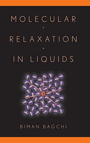 9780199863327: Molecular Relaxation in Liquids