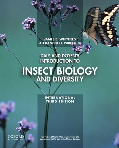 9780199873784: Daly and Doyen's Introduction to Insect Biology and Diversity