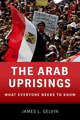 9780199891757: The Arab Uprisings: What Everyone Needs to Know