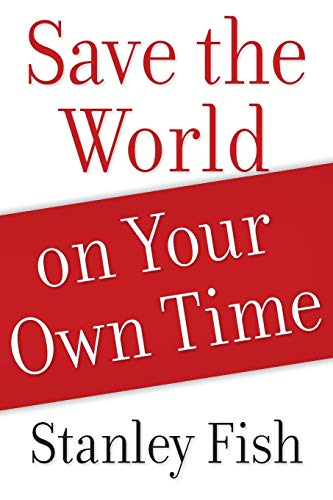9780199892976: Save the World on Your Own Time