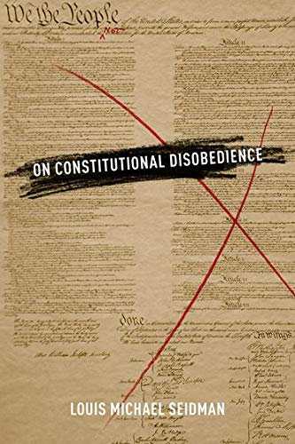 9780199898275: On Constitutional Disobedience (Inalienable Rights)