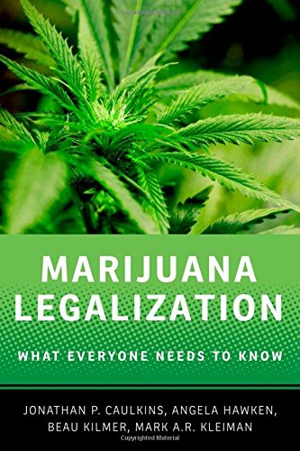 9780199913732: Marijuana Legalization: What Everyone Needs to Know
