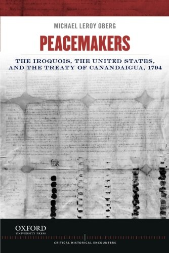 Peacemakers: The Iroquois, The