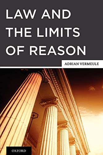 9780199914098: Law and the Limits of Reason