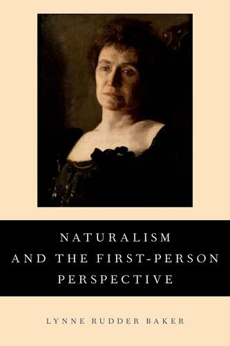 9780199914722: Naturalism and the First-Person Perspective