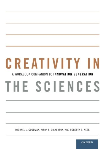 9780199915545: Creativity in the Sciences: A Workbook Companion to Innovation Generation