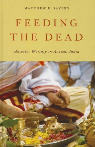 9780199917471: Feeding the Dead: Ancestor Worship in Ancient India