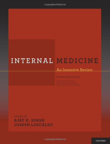 9780199917877: Internal Medicine: An Intensive Review