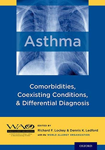 9780199918065: Asthma: Comorbidities, Coexisting Conditions, and Differential Diagnosis