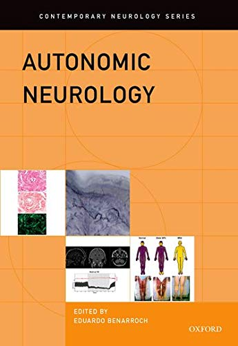 9780199920198: Autonomic Neurology (Contemporary Neurology Series)