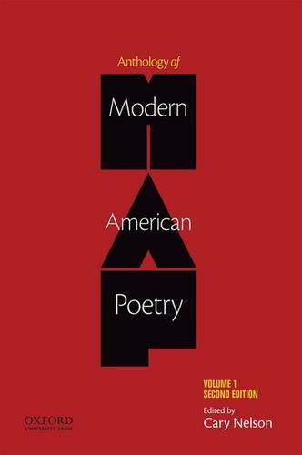 9780199920723: Anthology of Modern American Poetry: Volume 1 (Anthology of Modern & Contemporary American Poetry)