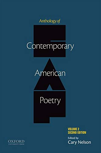 9780199920730: Anthology of Contemporary American Poetry: Volume 2