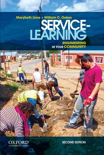 9780199922048: Service-Learning: Engineering in Your Community