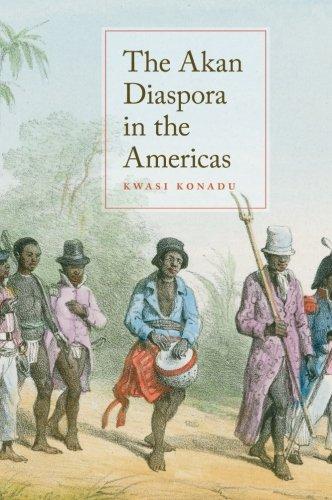 9780199922857: The Akan Diaspora in the Americas