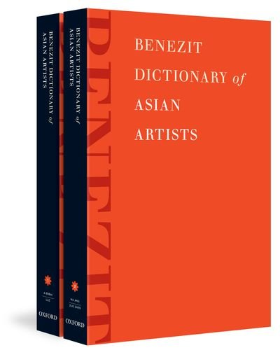 Benezit Dictionary of Asian Artists: 2-Volume Set