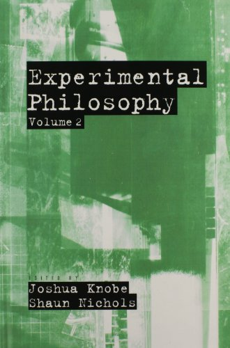 9780199927418: Experimental Philosophy: Volume 2