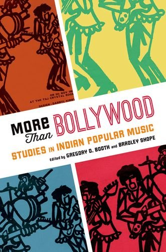 9780199928835: More Than Bollywood: Studies in Indian Popular Music