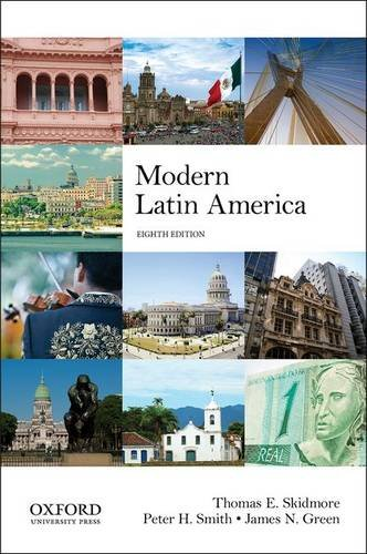 9780199929238: Modern Latin America