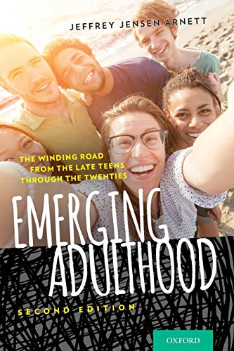 9780199929382: Emerging Adulthood: The Winding Road from the Late Teens Through the Twenties