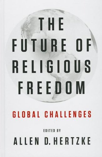 9780199930890: The Future of Religious Freedom: Global Challenges