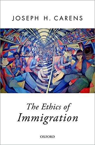 9780199933839: The Ethics of Immigration (Oxford Political Theory)