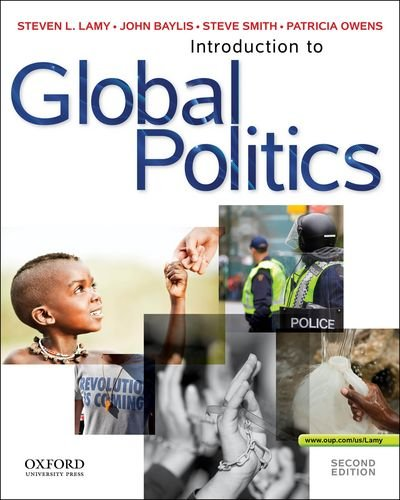 9780199934072: Introduction to Global Politics