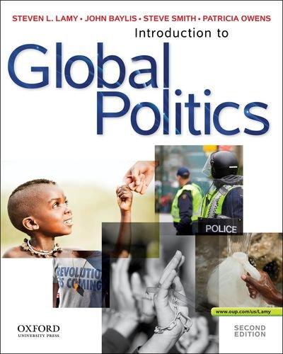 Introduction to Global Politics: John Baylis; Steve
