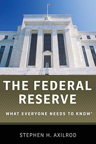9780199934478: The Federal Reserve: What Everyone Needs to Know