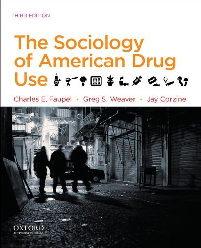 9780199935901: The Sociology of American Drug Use