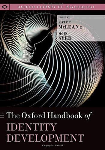 9780199936564: The Oxford Handbook of Identity Development (Oxford Library of Psychology)