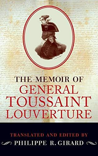 9780199937226: The Memoir of Toussaint Louverture