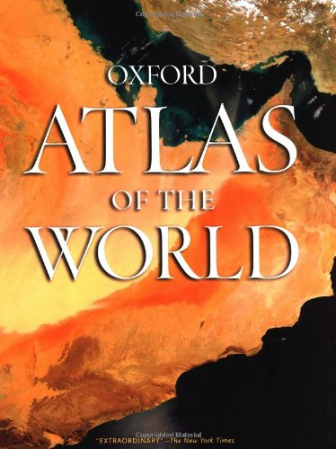 9780199937820: Oxford Atlas of the World