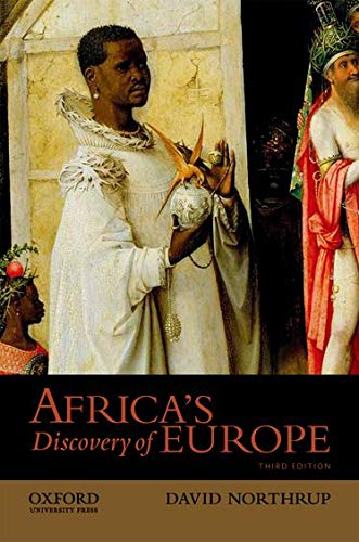 Africa's Discovery of Europe: Northrup, David
