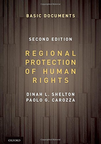 9780199941520: Regional Protection of Human Rights Pack
