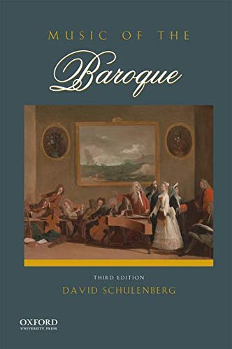 9780199942015: Music of the Baroque