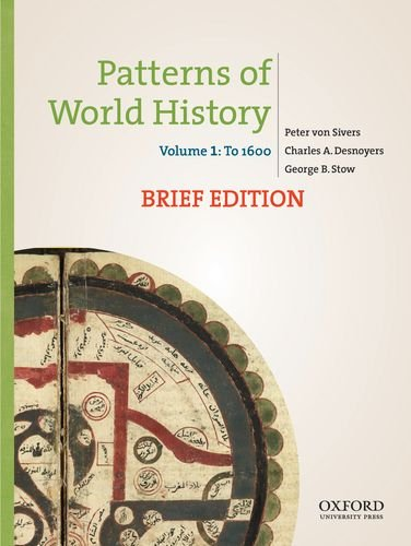 9780199943753: Patterns of World History, Brief Edition: Volume One: To 1600