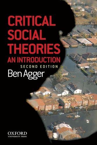 9780199945818: Critical Social Theories