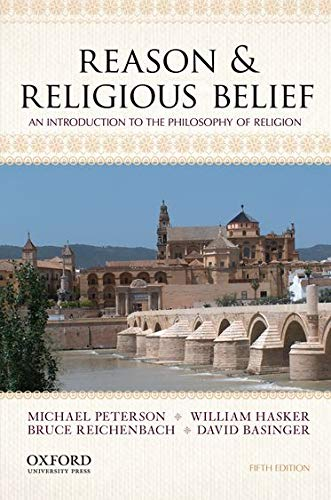 9780199946570: Reason & Religious Belief: An Introduction to the Philosophy of Religion