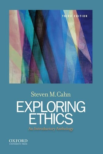 9780199946587: Exploring Ethics: An Introductory Anthology