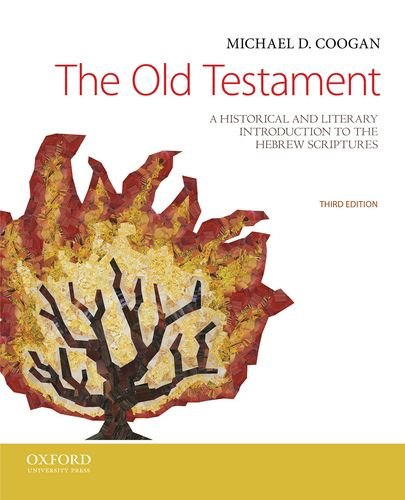 9780199946617: The Old Testament: A Historical and Literary Introduction to the Hebrew Scriptures