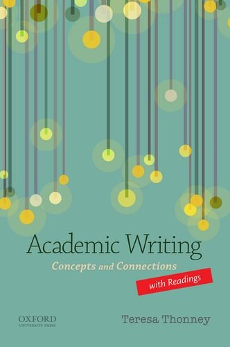 9780199947430: Academic Writing with Readings: Concepts and Connections