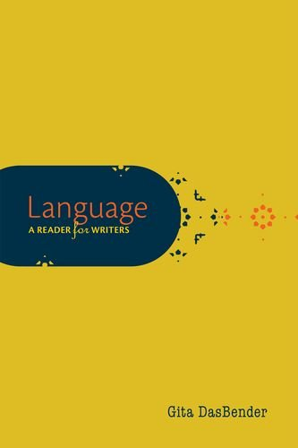 9780199947485: Language: A Reader for Writers