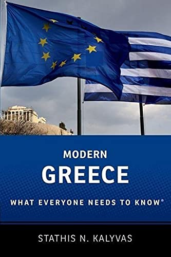 9780199948772: Modern Greece: What Everyone Needs to Know®