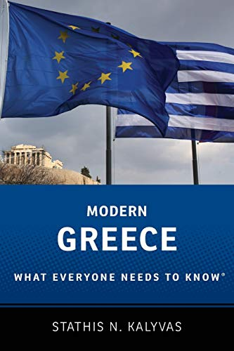 9780199948796: Modern Greece: What Everyone Needs to Know