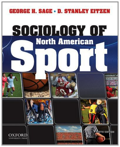 9780199950836: Sociology of North American Sport