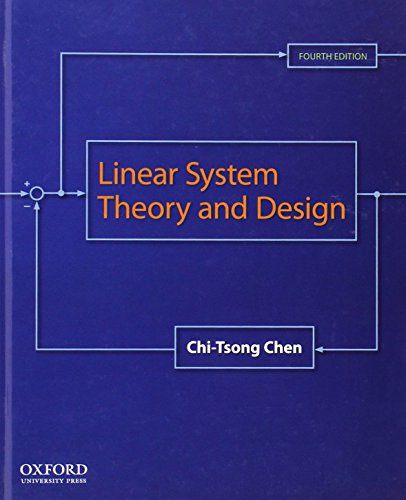 9780199959570: Linear System Theory and Design