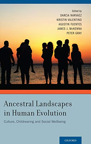 9780199964253: Ancestral Landscapes in Human Evolution: Culture, Childrearing and Social Wellbeing